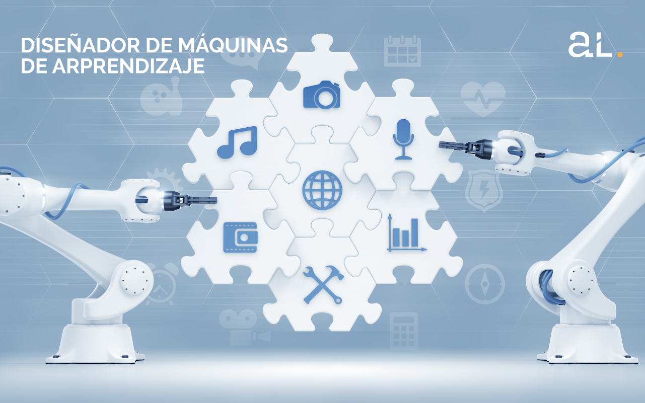 Diseñador de máquinas de aprendizaje