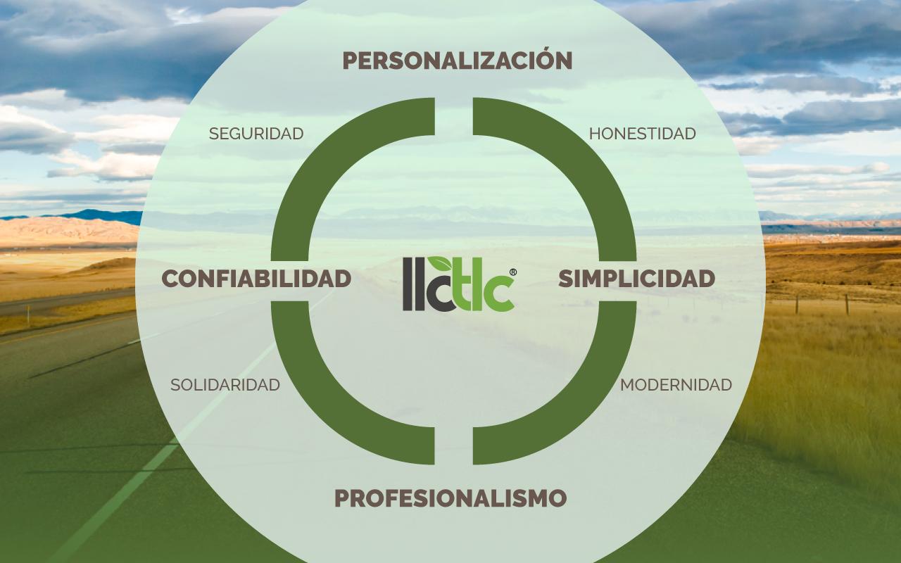 Desarrollo de branding desde el entendimiento de la marca - LLCTLC