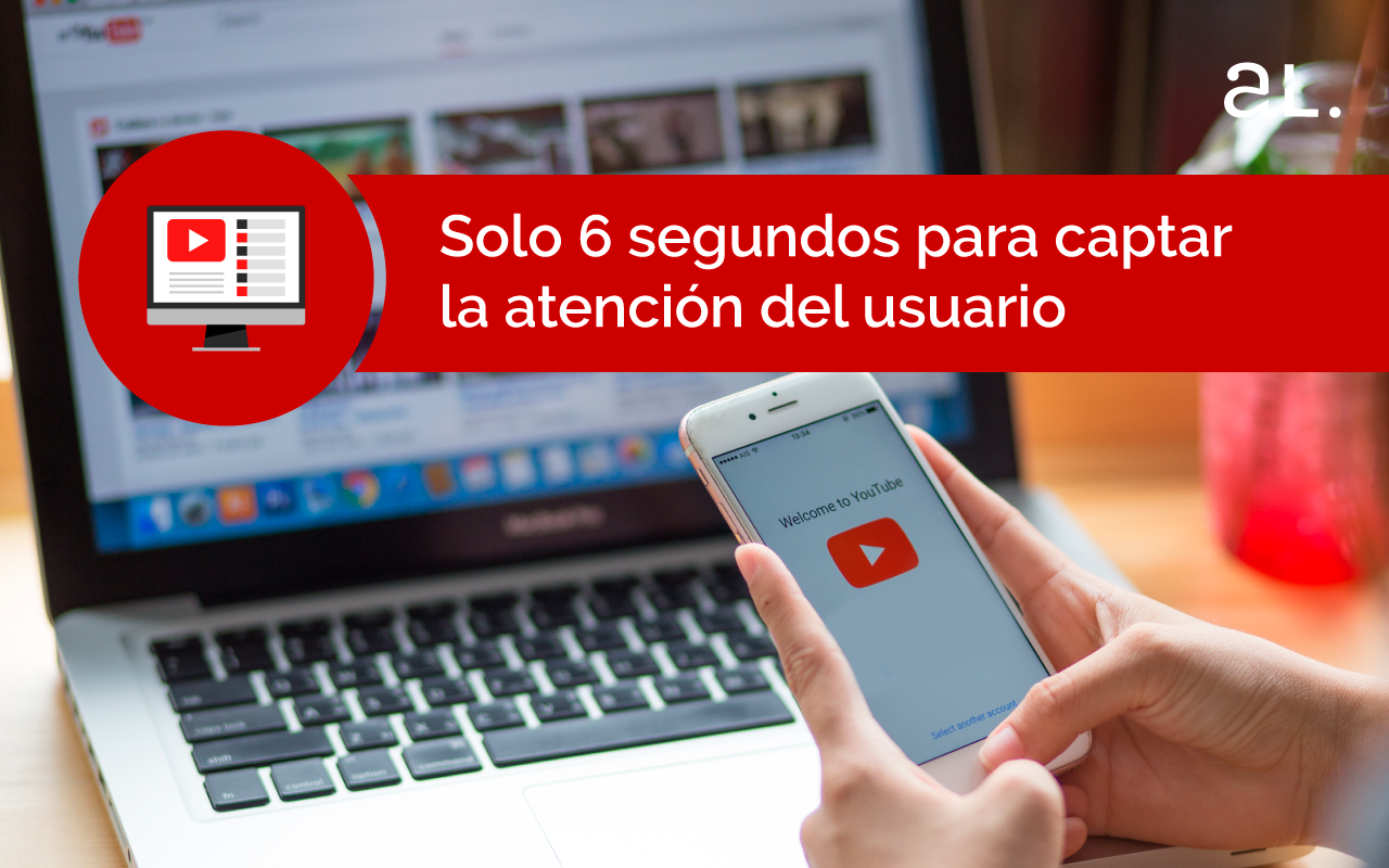 Bumpers de YouTube para optimizar tu estrategia