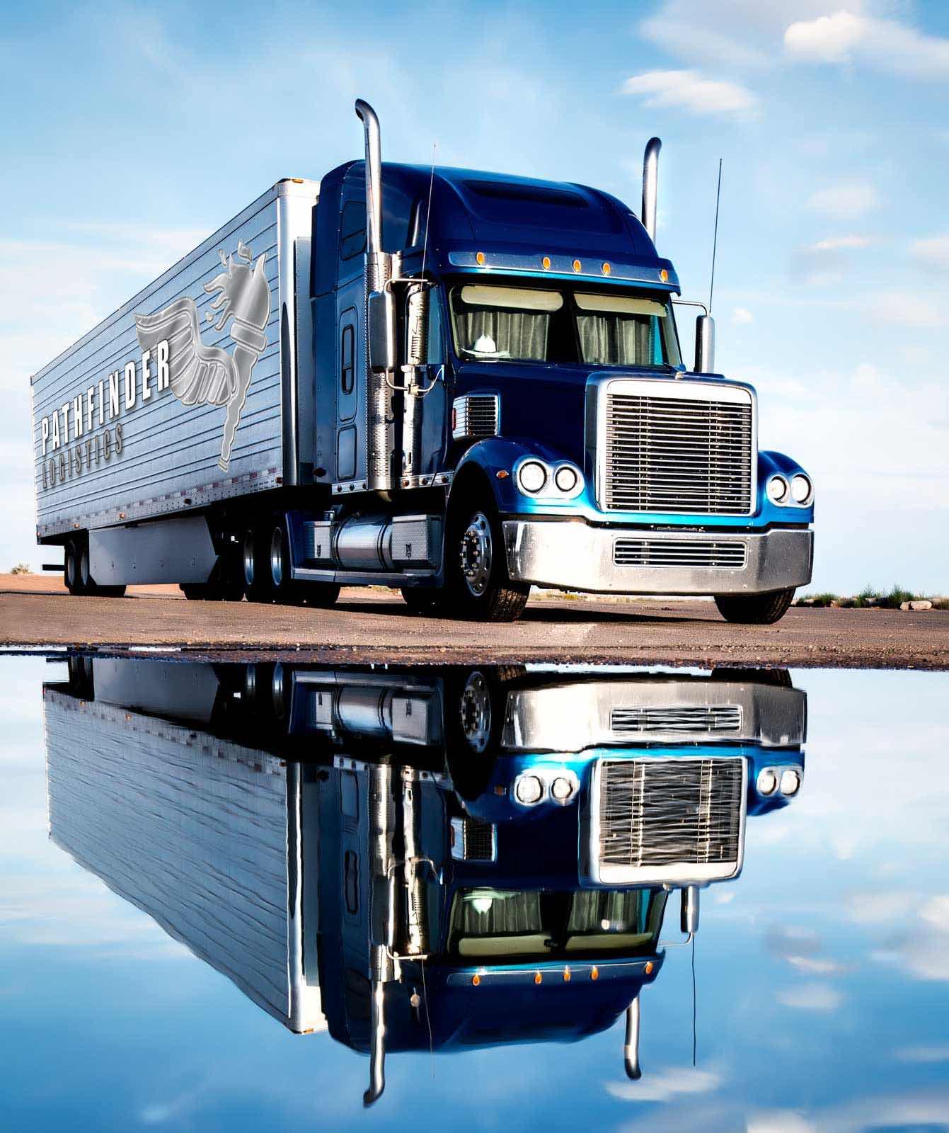 Photo of Pathfinder Logistics Truck