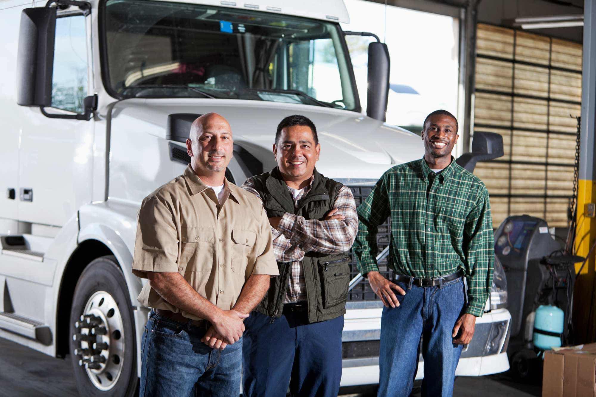 Photo of Pathfinder Logistics Team