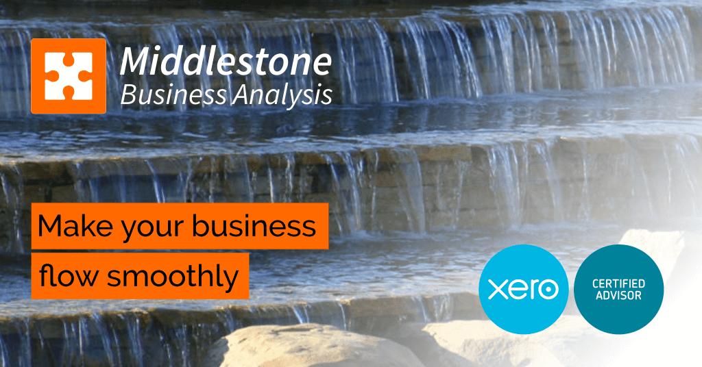 Middlestone Business Analysis Is Now A Xero Partner Middlestone