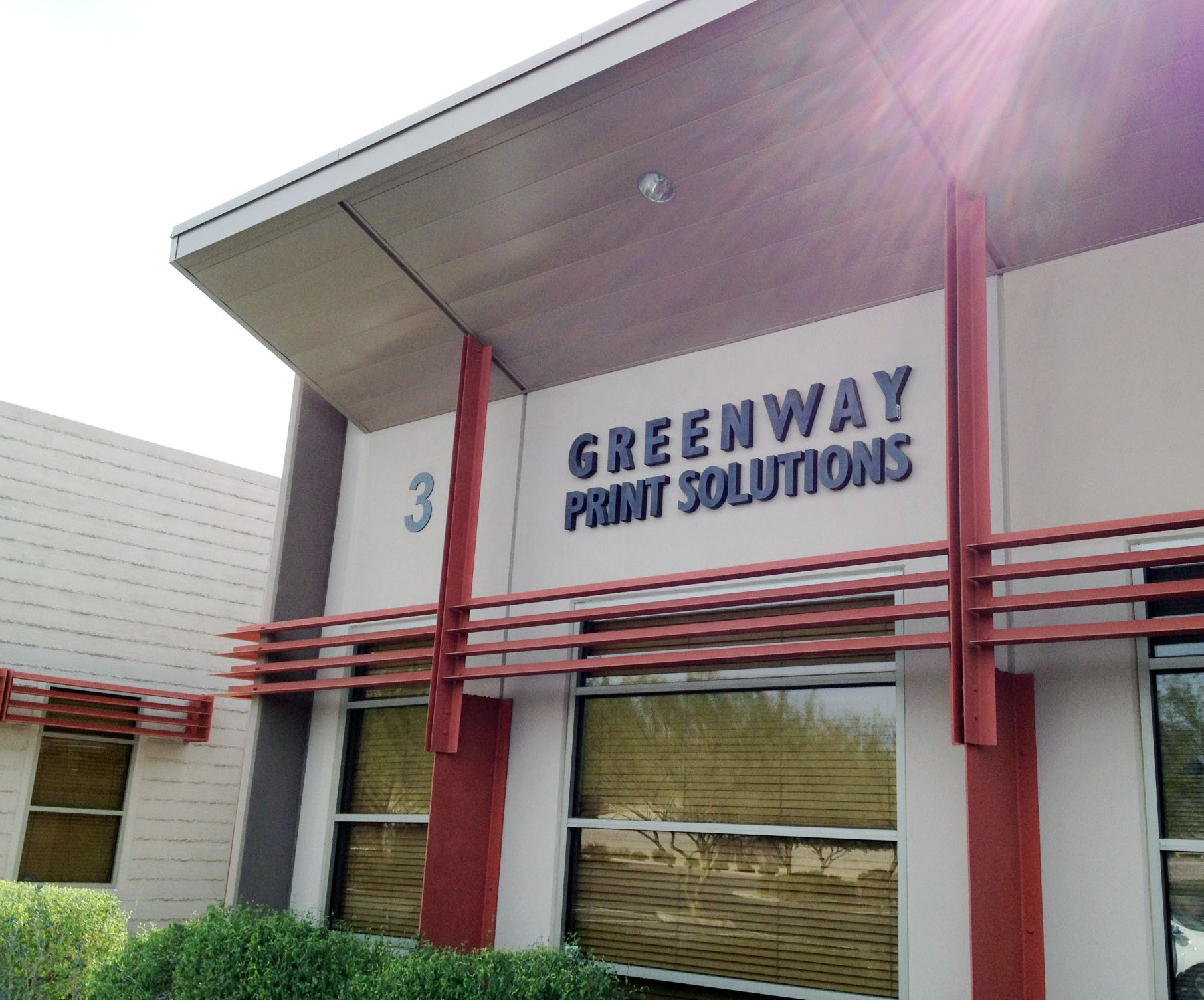 Picture of Greenway Print Solutions' office