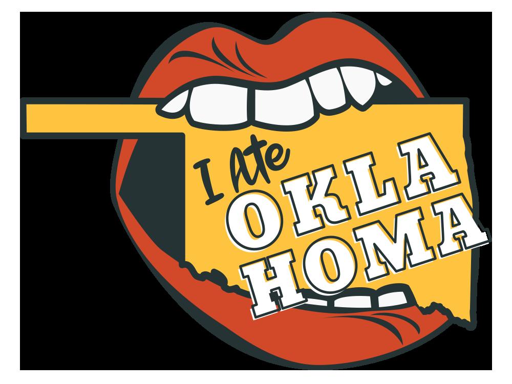I Ate Oklahoma Logo