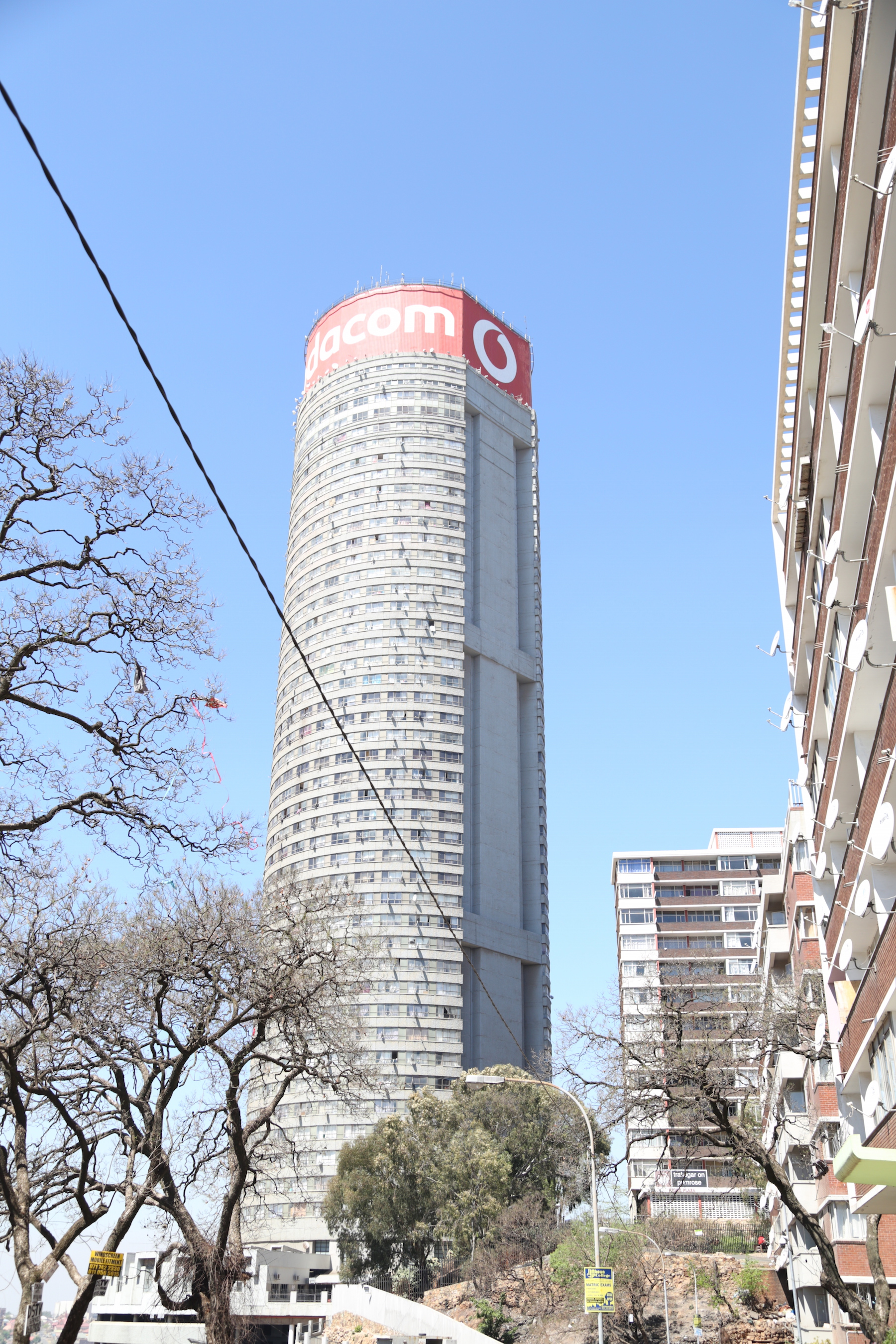 Ponte Tower Johannesburg