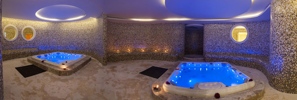 Photo of interior of a spa. Why hire a spa consultant.