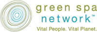 Logo for Green Spa Network