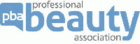 Logo for PBA, Professional Beauty Association
