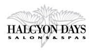 Logo for Halcyon Days Salon and Spa