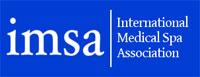 Logo for IMSA, International Medical Spa Association