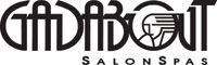 Logo for Gadabout Salon and Spa
