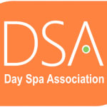 Logo for DSA, Day Spa Association
