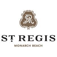 Logo for St. Regis Monarch Beach Spa, California