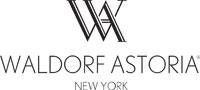 Logo for Waldorf Astoria, New York