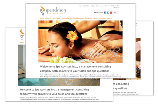Developing a Strong Web Page for Your Salon