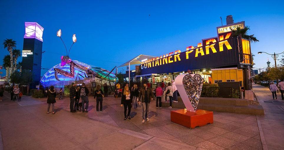 Las Vegas Container Park