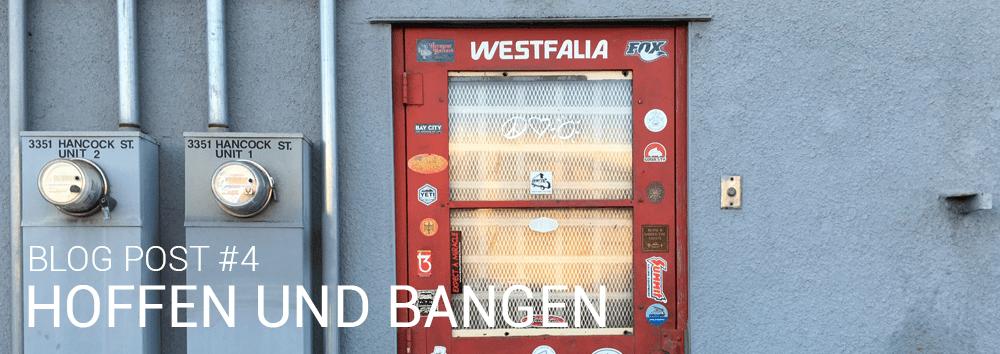 Westfalia Van mit Sonnenzelt