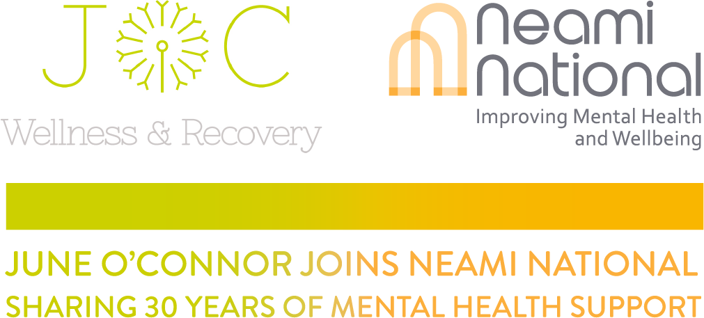 June O'Connor joins Neami National. Sharing 30 years of Mental Health support