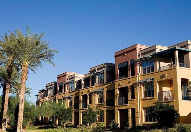 Marriott Resales, Marriott Canyon Villas Resort exterior