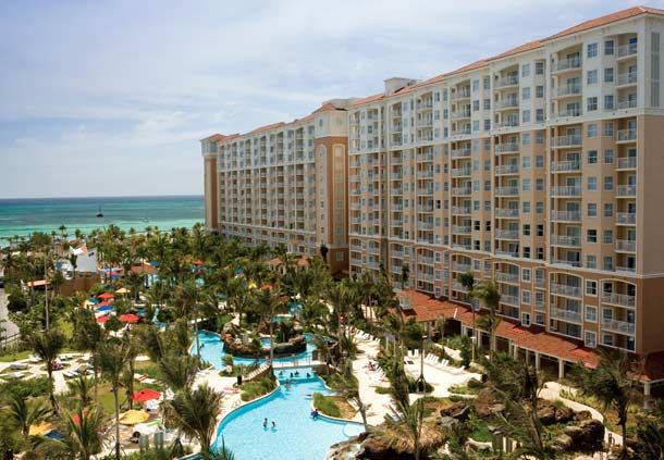 Marriott resales: Marriott Aruba Surf Club resort