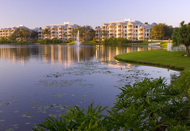 Marriott resales: Marriott Cypress Harbour Timeshare Resort