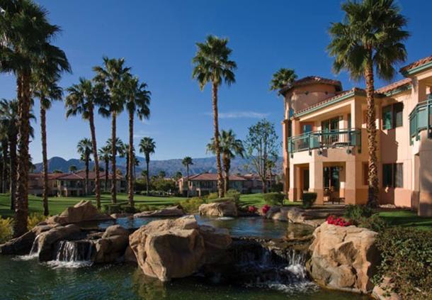 Marriott resales: Marriott's Desert Springs Villas II timeshare resort