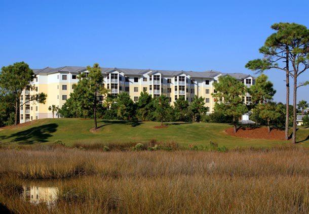 Marriott resales: Marriott's Legends Edge at Bay Point timeshare resort