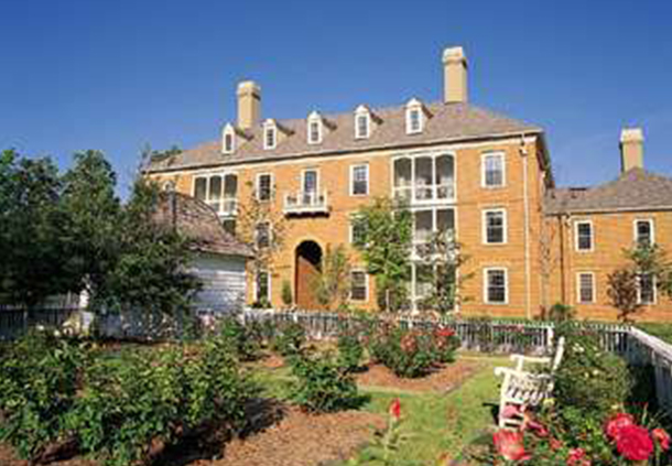 Marriott resales: Marriott's Manor Club at Ford's Colony