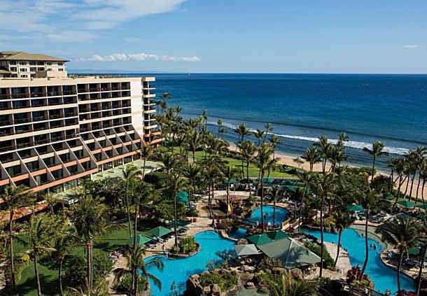 Marriott resales: Marriott's Maui Ocean Club timeshare resort