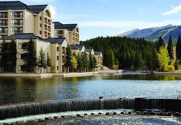 Marriott resales: Marriott's Mountain Valley Lodge timeshare resort