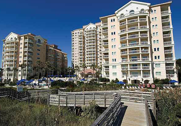 Marriott resales: Marriott's OceanWatch Villas at Grande Dunes timeshare resort