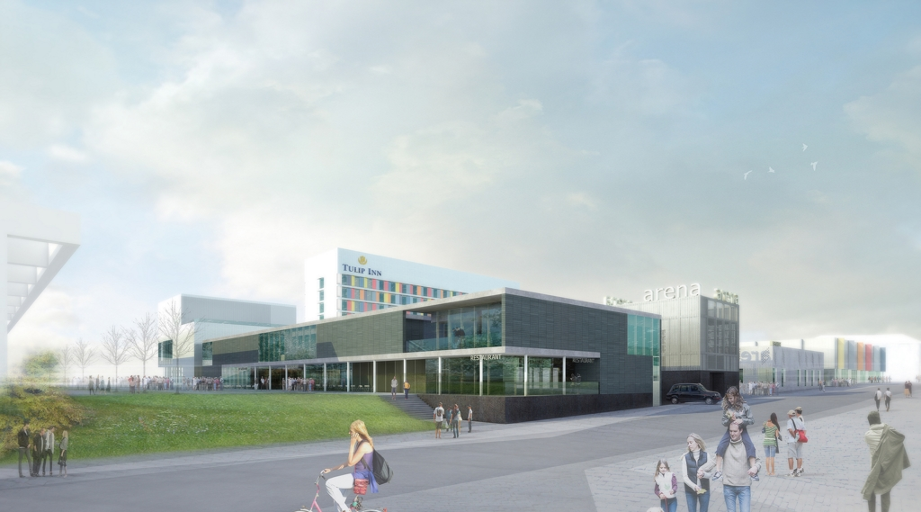 Arena Retail and Leisure Park Glasgow