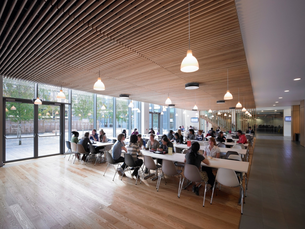 University Medical Science Building Café St Andrews