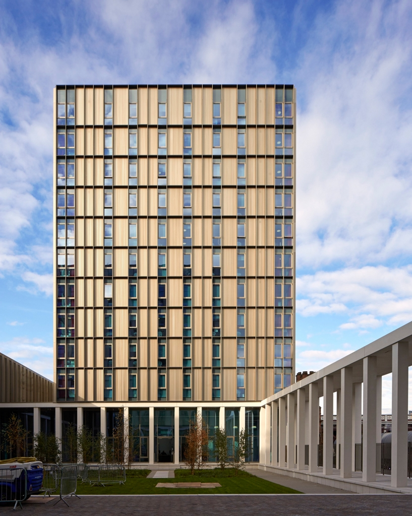 Halls of Residence Glasgow