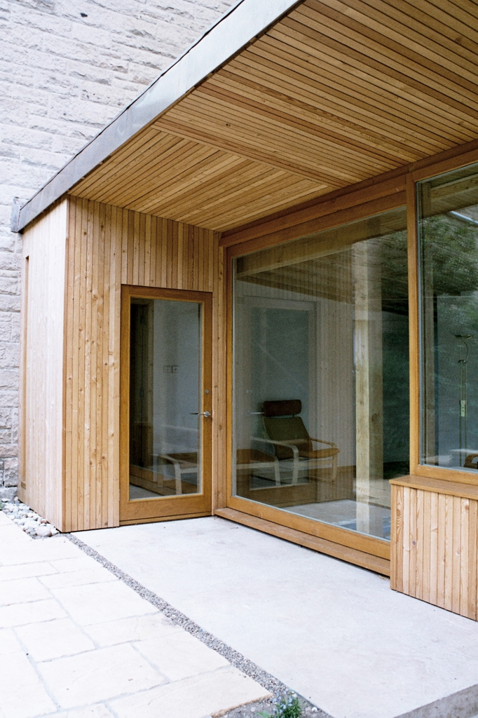 Larch Sunroom Edinburgh