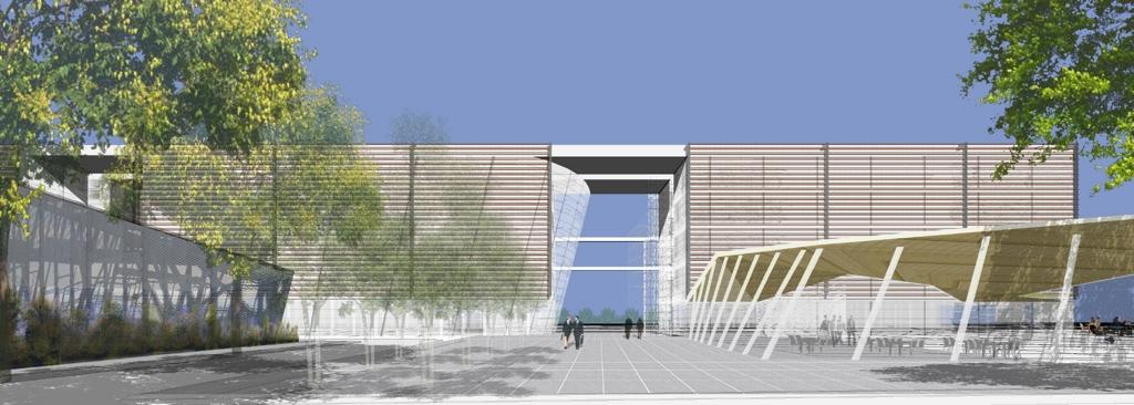 New Headquarters Building Edinburgh