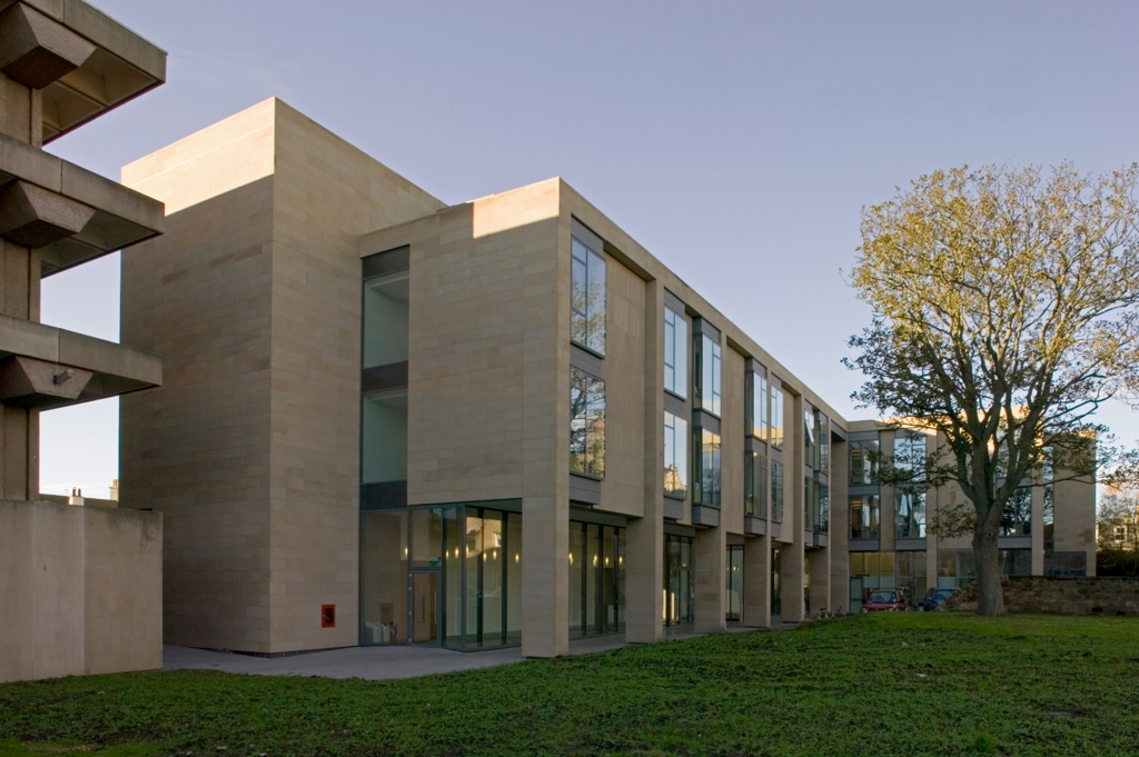 New Arts Faculty Building St Andrews