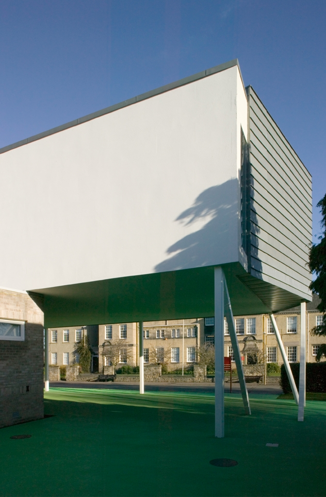 St George's Junior School Extension Edinburgh