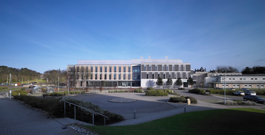 The University of St Andrews School of Medicine and Sciences
