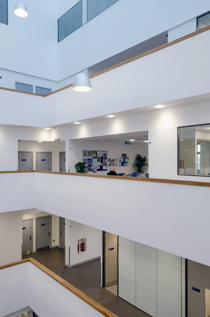New Community Health Centre East Kilbride Type image caption here (optional)