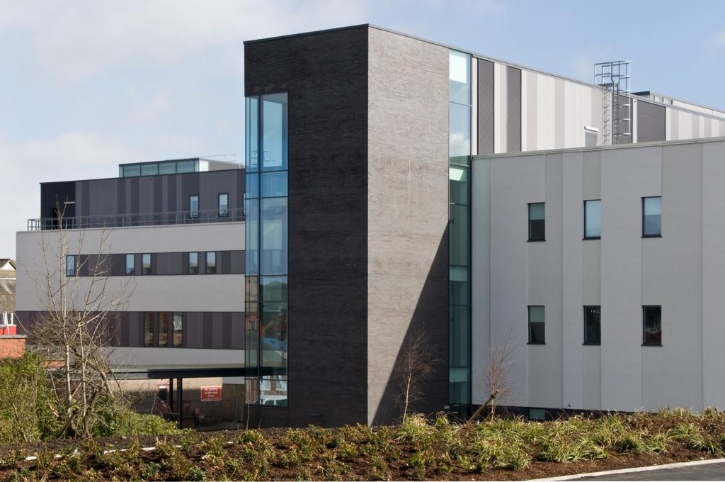 New Stobhill Hospital Glasgow