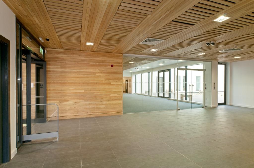 New Stobhill Hospital Ward Extension Glasgow