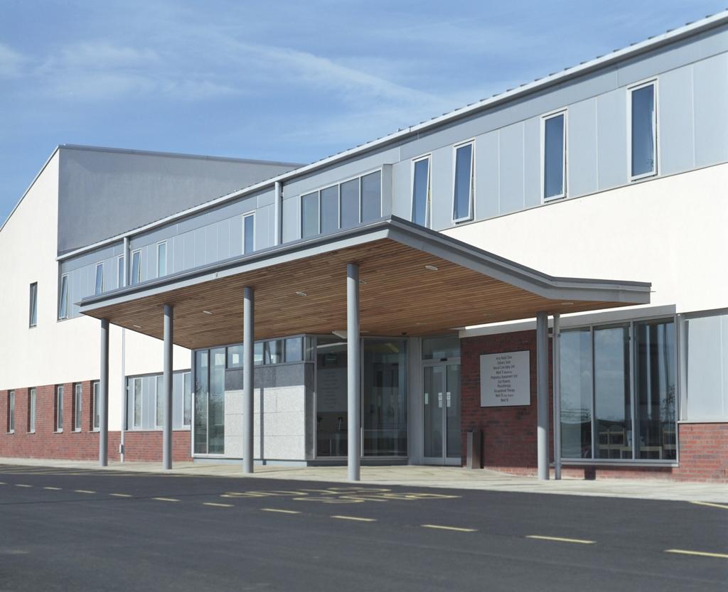 Wansbeck General Hospital Phase 2