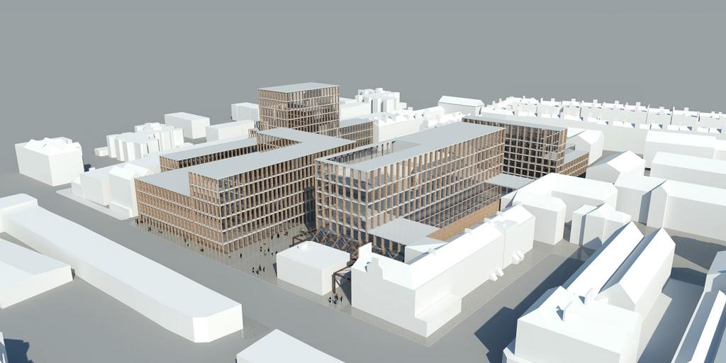 Central Site Edinburgh