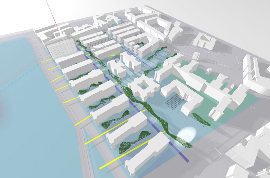 Royal Infirmary Masterplan Edinburgh