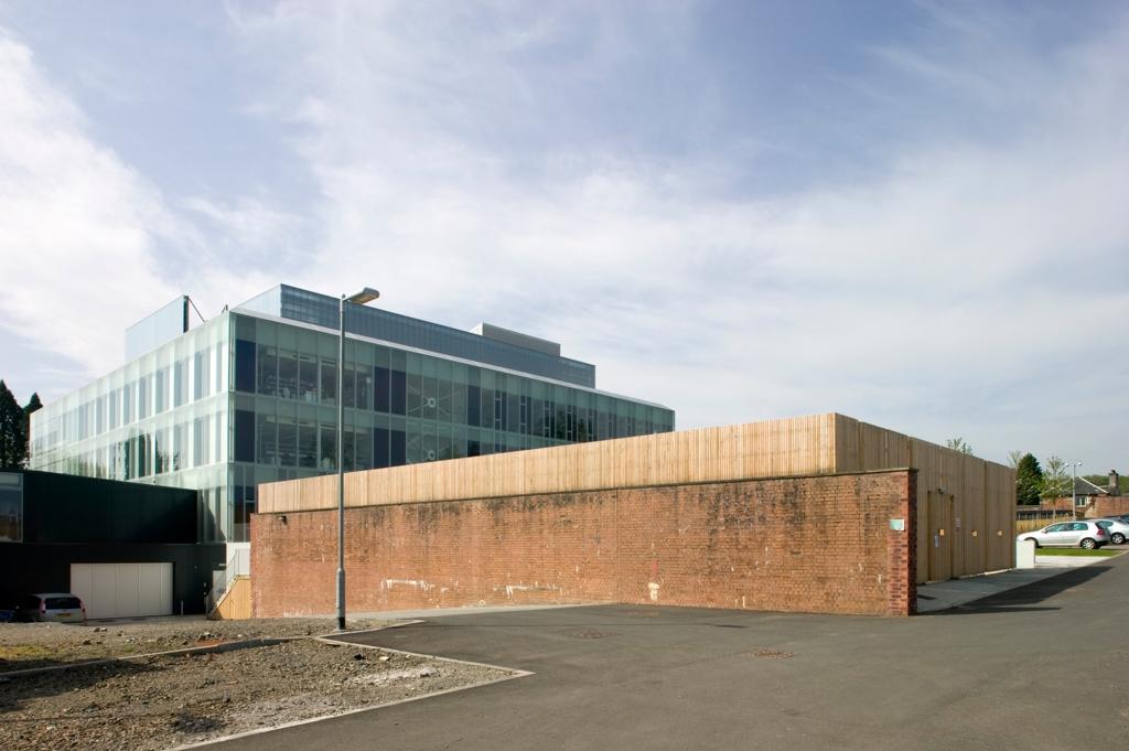 Storage Building Glasgow