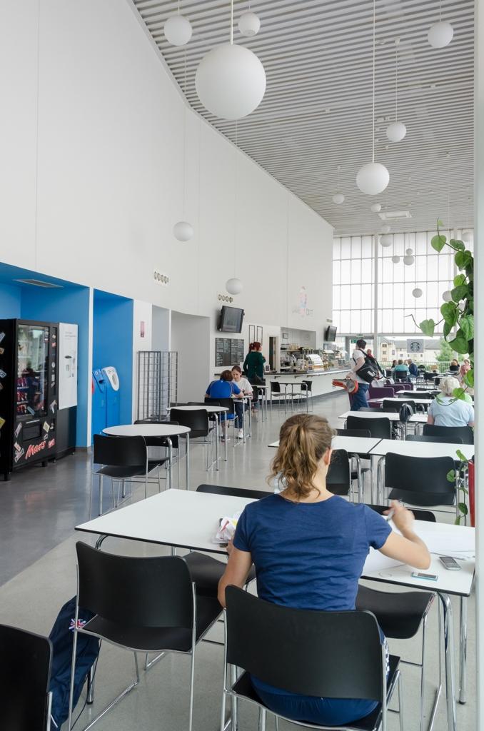 Lane 9 Café Aberdeen Sports Village