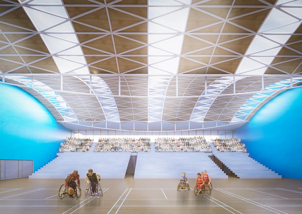 Meadowbank Arena and Sports Centre Edinburgh