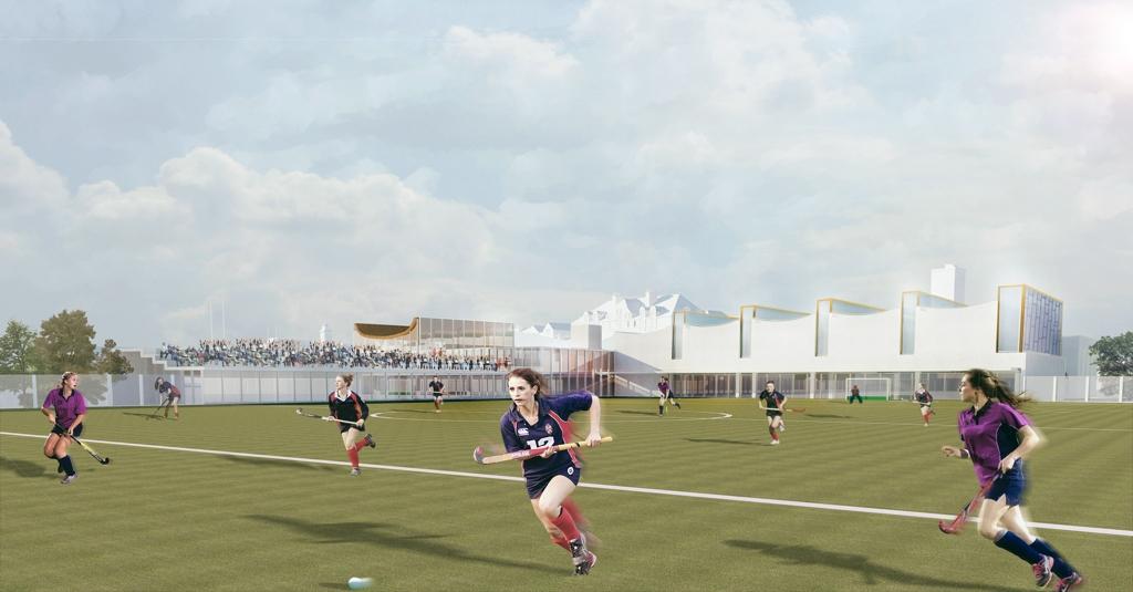 Sports Centre for St Leonard's School St Andrews