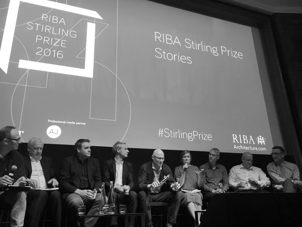 RIBA Stirling Prize Stories